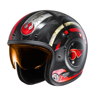 Motorcycle Helmets OPEN FACE HELMETS