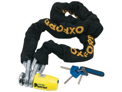 OXFORD Patriot 12mm chainlock -1.2mtr