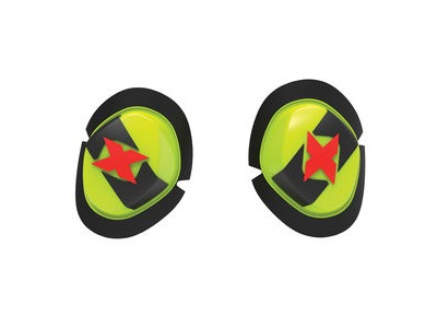 OXFORD Knee sliders - Icon fluo