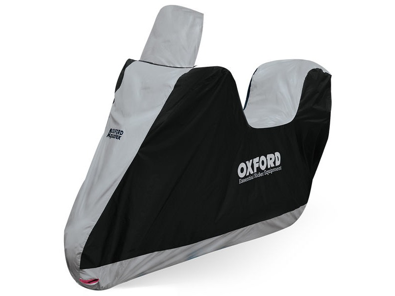 OXFORD Aquatex Highscreen TopBox Scooter Cover click to zoom image