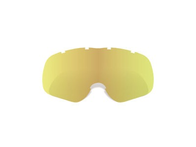 OXFORD Assault Pro Tear-Off Ready Gold Tint Lens