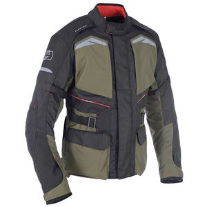 OXFORD Quebec MS Jacket Army Green