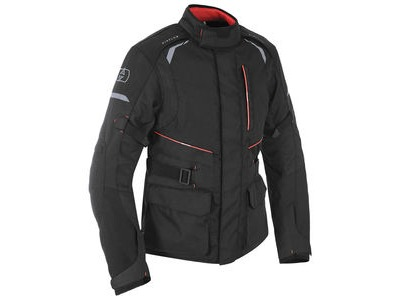 OXFORD Metro 1.0 MS Jacket Tech Black