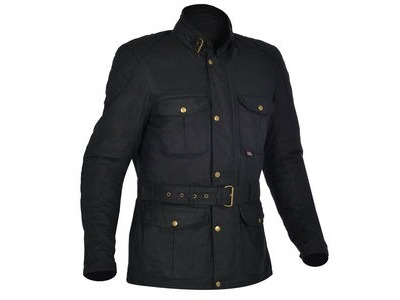 OXFORD Mens Bradwell Jacket Onyx Black