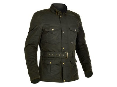 OXFORD Mens Bradwell Jacket Rifle Green