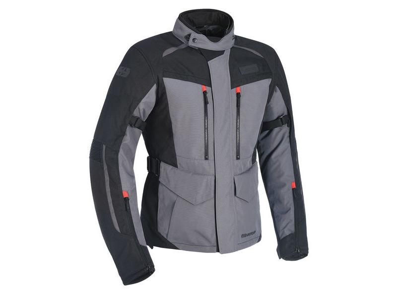 OXFORD Continental MS JKT Tech Grey click to zoom image