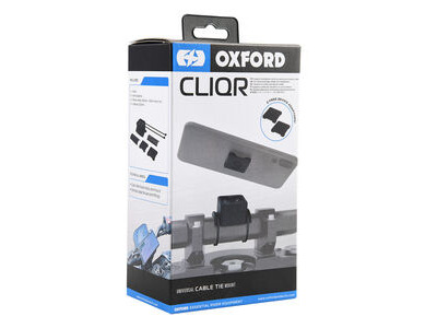 OXFORD CLIQR Motorcycle Cable Tie Mount