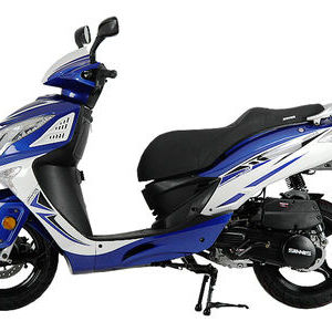 SINNIS Shuttle 125 EFI click to zoom image