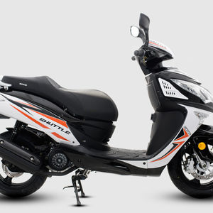 SINNIS Shuttle 125 EFI  Black  click to zoom image