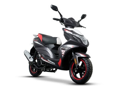 SINNIS Harrier 125 EFI