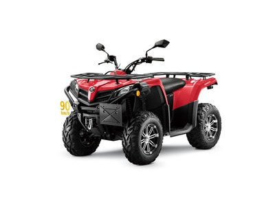 QUADZILLA CForce 520S Facelift EPS