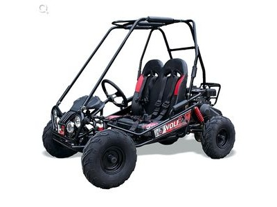 QUADZILLA Mini Wolf Junior Off Road Buggy