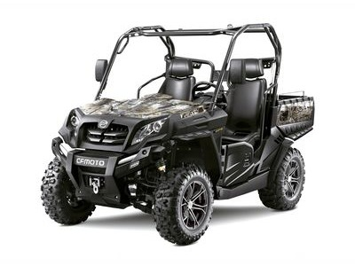 QUADZILLA Tracker Full Windscreen With Wiper - 800 / 550