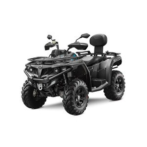 CFMOTO CForce 600 EPS LWB  Black  click to zoom image