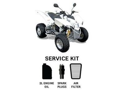QUADZILLA Stinger / XLC 300 Service Kit