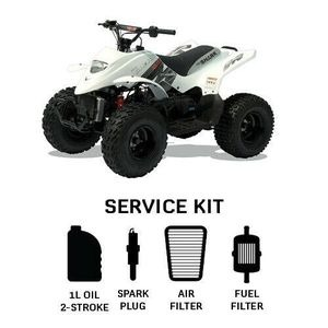 QUADZILLA Pro Shark 100S Service Kit