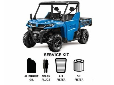 QUADZILLA UFORCE 1000 Service Kit