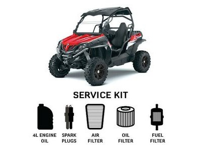 QUADZILLA ZFORCE 800 / Z8 Service Kit