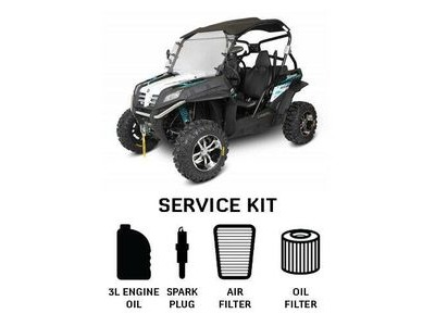 QUADZILLA ZFORCE 625 / Z6 Service Kit