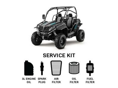 QUADZILLA ZFORCE 550 Service Kit