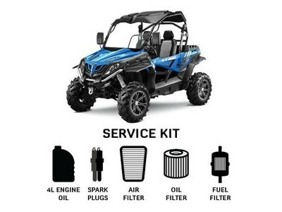 QUADZILLA ZFORCE 1000 Service Kit