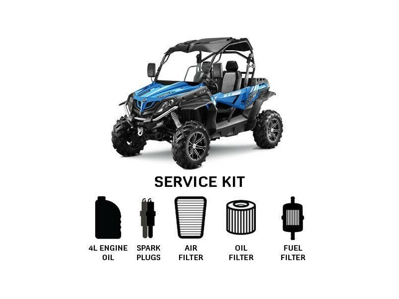 QUADZILLA ZFORCE 1000 Service Kit click to zoom image