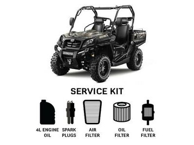 QUADZILLA UFORCE 800 / TRACKER 800 Service Kit