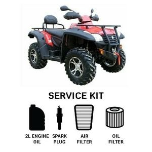 QUADZILLA Terrain 600 / RS6 Service Kit