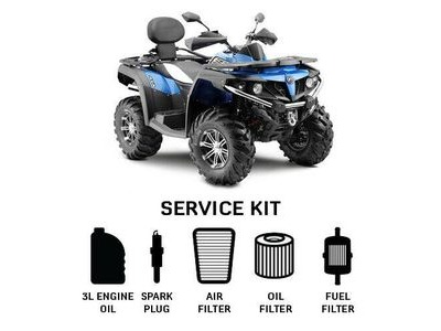 QUADZILLA CFORCE 550 / Terrain 550 Service Kit