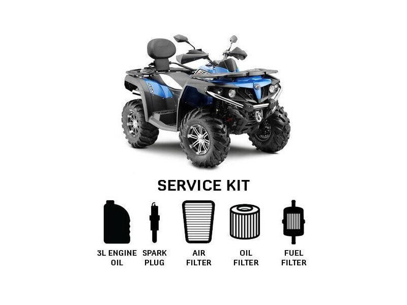 QUADZILLA CFORCE 550 / Terrain 550 Service Kit click to zoom image