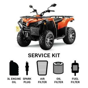 QUADZILLA CFORCE 520 / Terrain 500 Facelift Service Kit
