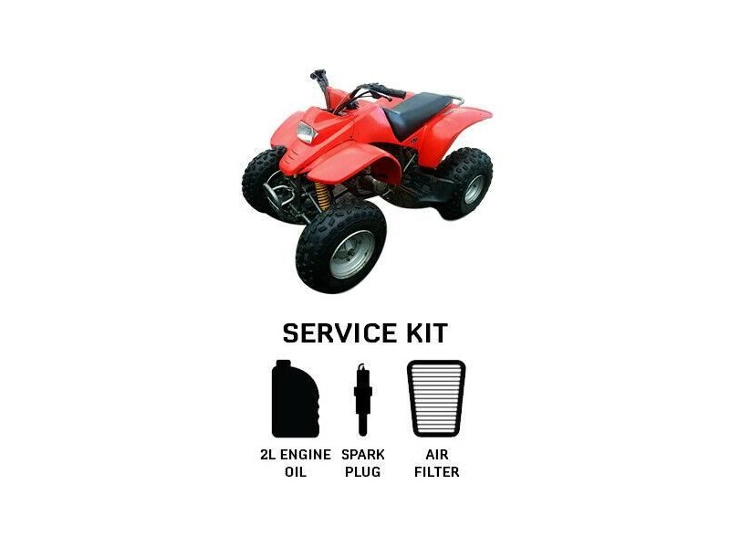 QUADZILLA RAM 170 Service Kit click to zoom image