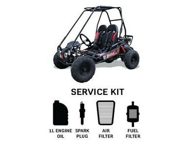 QUADZILLA Wolf Junior Service Kit