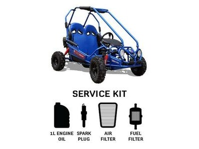 QUADZILLA Mini Bug Service Kit