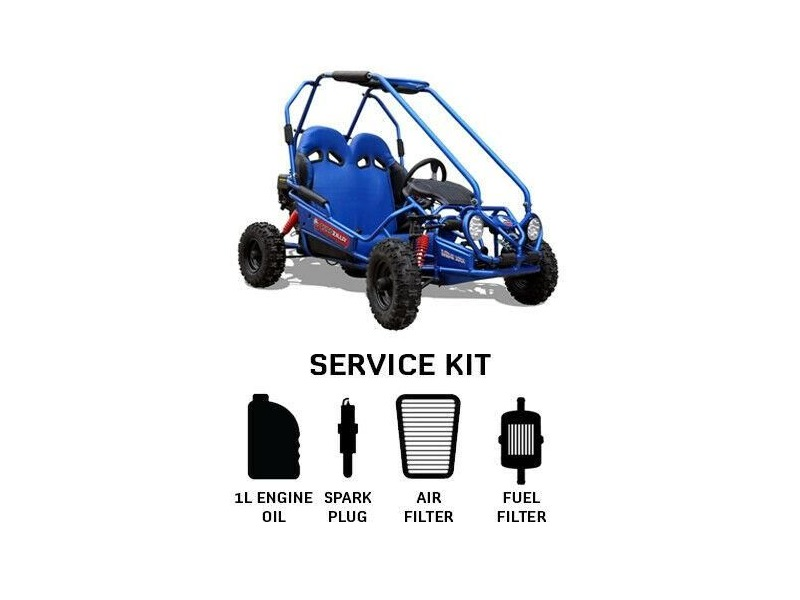 QUADZILLA Mini Bug Service Kit click to zoom image