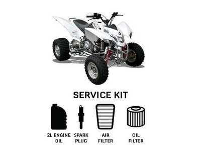 QUADZILLA XLC 500 Service Kit
