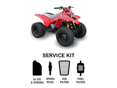 QUADZILLA R100 Service Kit