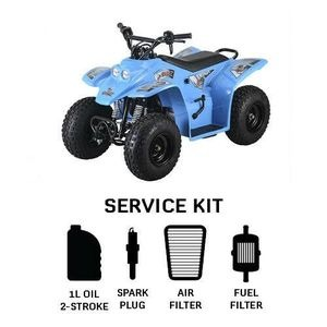 QUADZILLA BUZZ 50 Service Kit