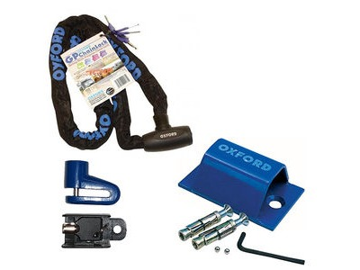 WHATEVERWHEELS Security Kit