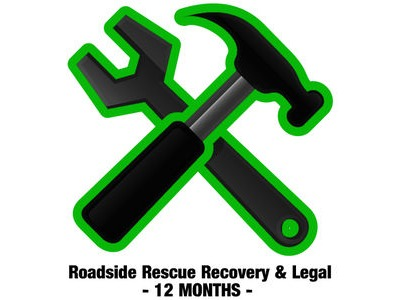 WHATEVERWHEELS Roadside Rescue Recovery & Legal - 12 month