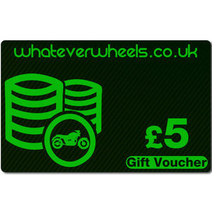 WHATEVERWHEELS £5 Gift Voucher