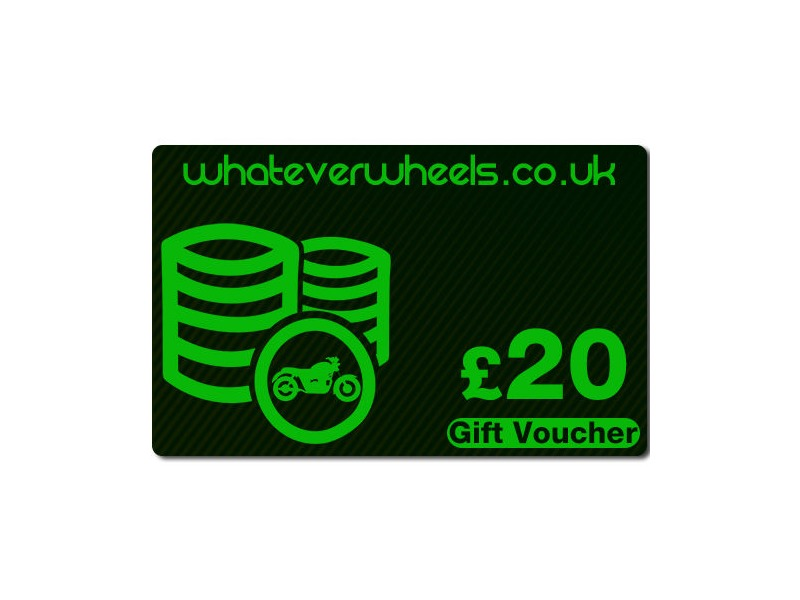 WHATEVERWHEELS £20 Gift Voucher click to zoom image