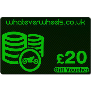 WHATEVERWHEELS £20 Gift Voucher