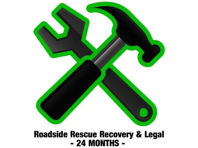 WHATEVERWHEELS Roadside Rescue Recovery & Legal - 24 month