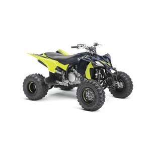 YAMAHA YFZ450R SE - Raptor  Midnight Blue (Yellow)  click to zoom image
