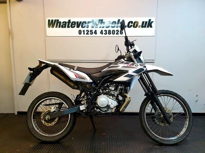 YAMAHA WR 125 R - SOLD