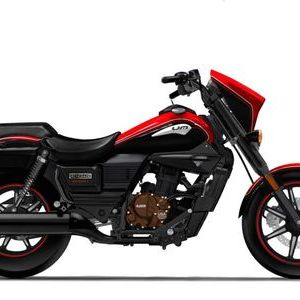 UM Renegade Sport S 125 EFI  Red/Black  click to zoom image