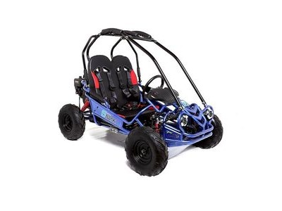 MUDROCKS GT50 Blue Off Road Buggy