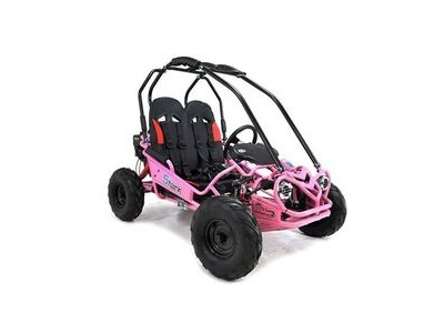MUDROCKS GT50 Pink Off Road Buggy
