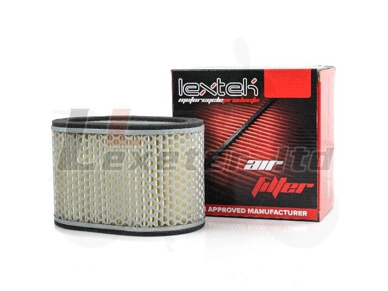 LEXTEK Air Filter for HFA3901, Suzuki 13780-02F00 click to zoom image